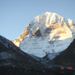 kailash sunrise on the northface day 3 kora