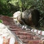 mysore chamundi stairs