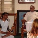 mysore sharath guruji