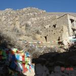 tibet drepung ruins 2